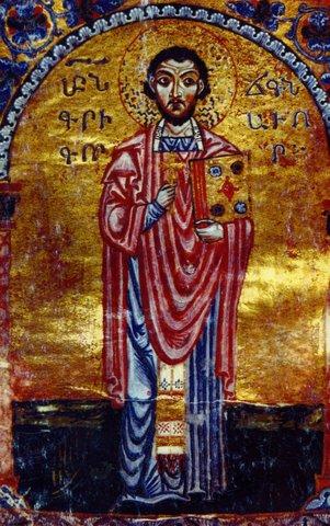 Św. Grzegorz z Nareku