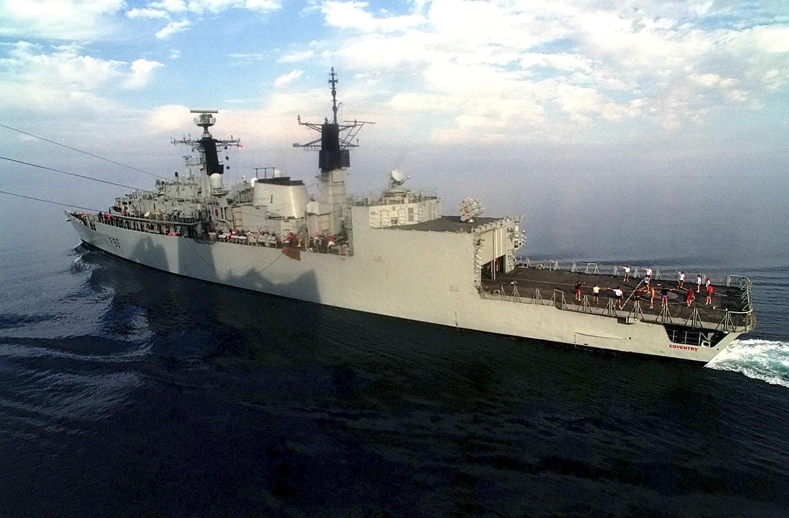 Великобритания потребовала обеспечить постоянное присутствие сил НАТО в Черном море - Цензор.НЕТ 2894