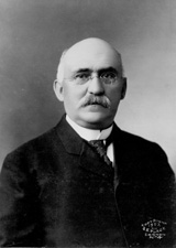 Henry E. Burnham American politician
