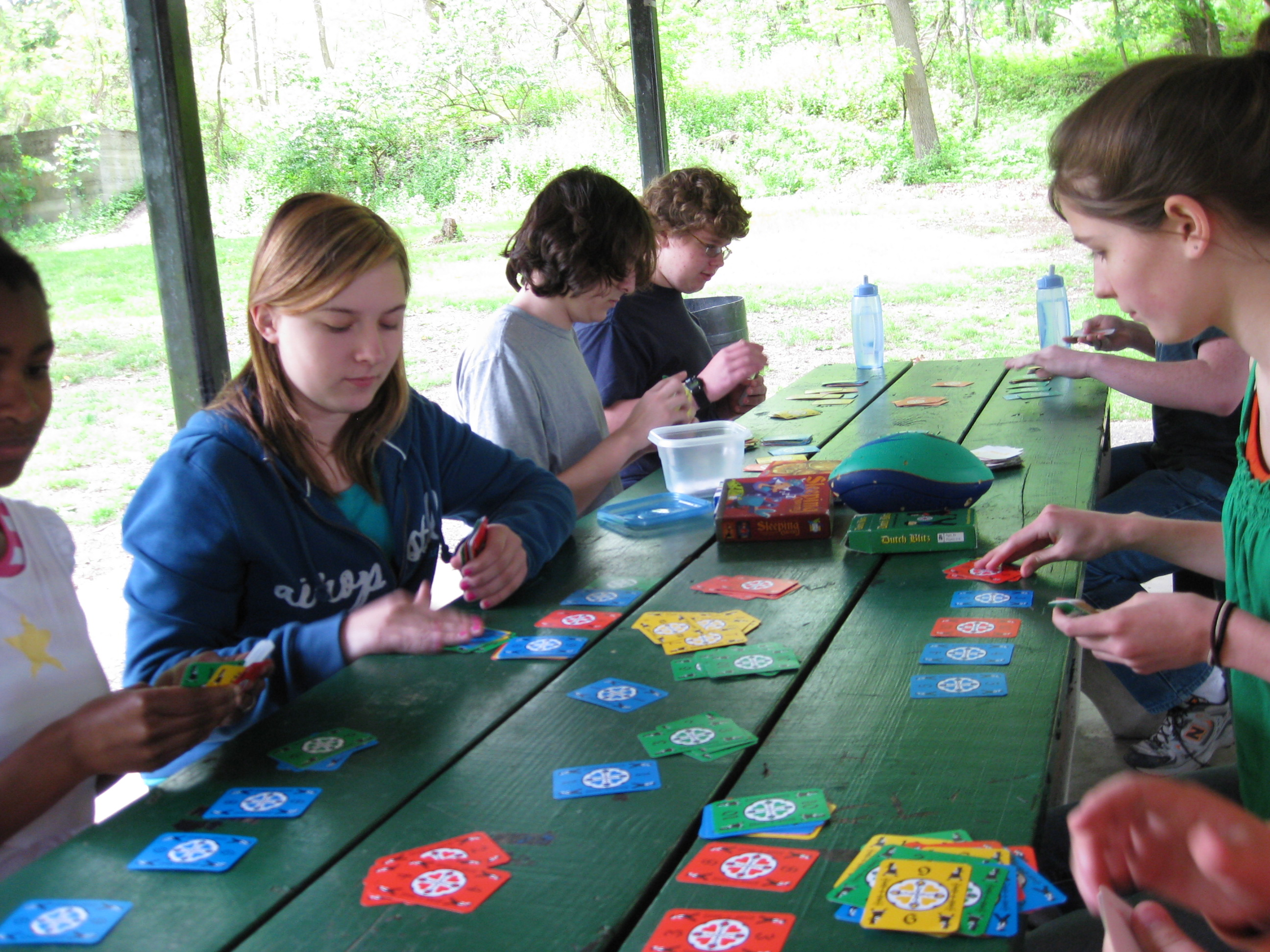 Picture of a game: Dutch Blitz