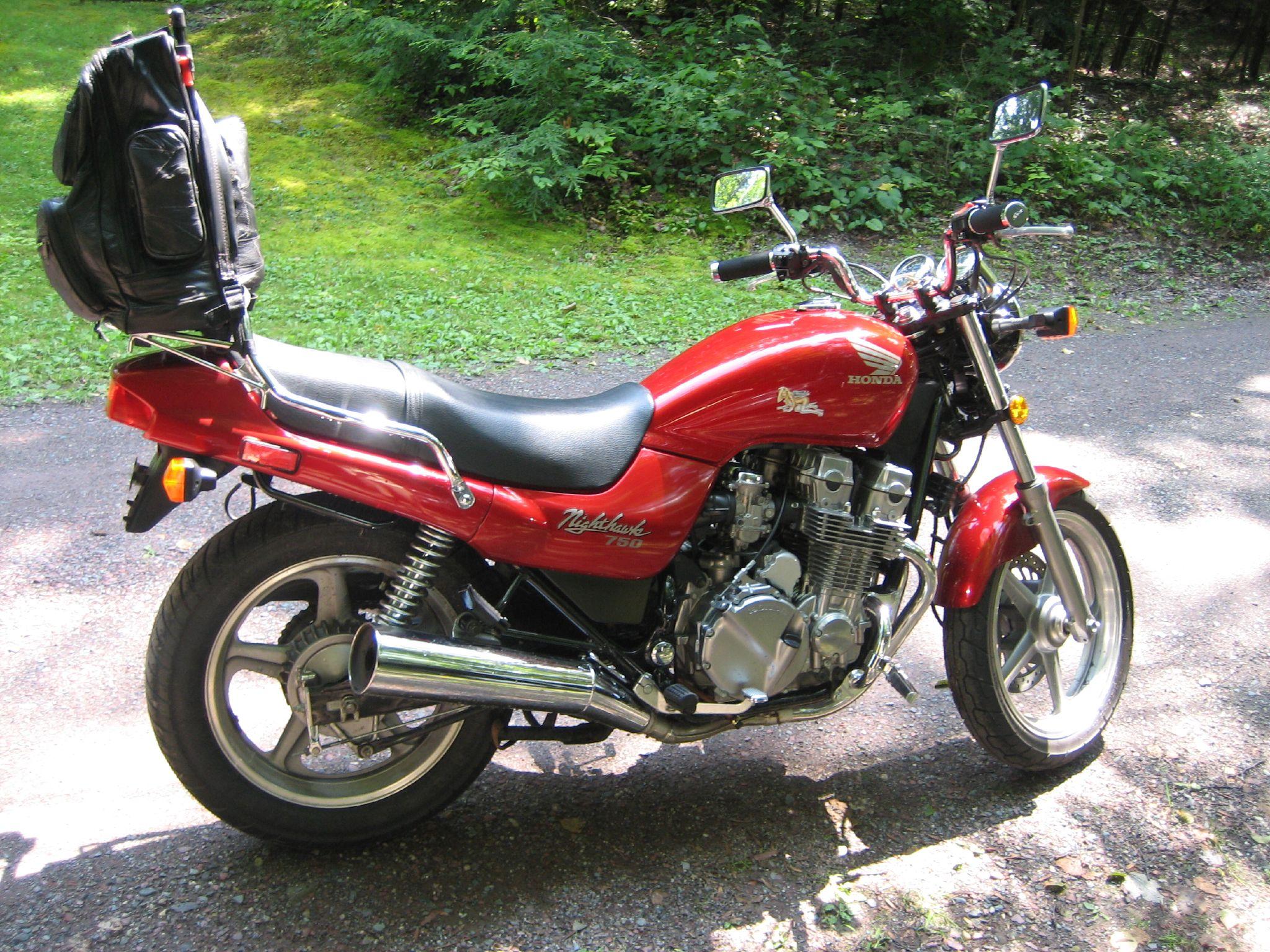 FileHonda CB750 Nighthawk Red