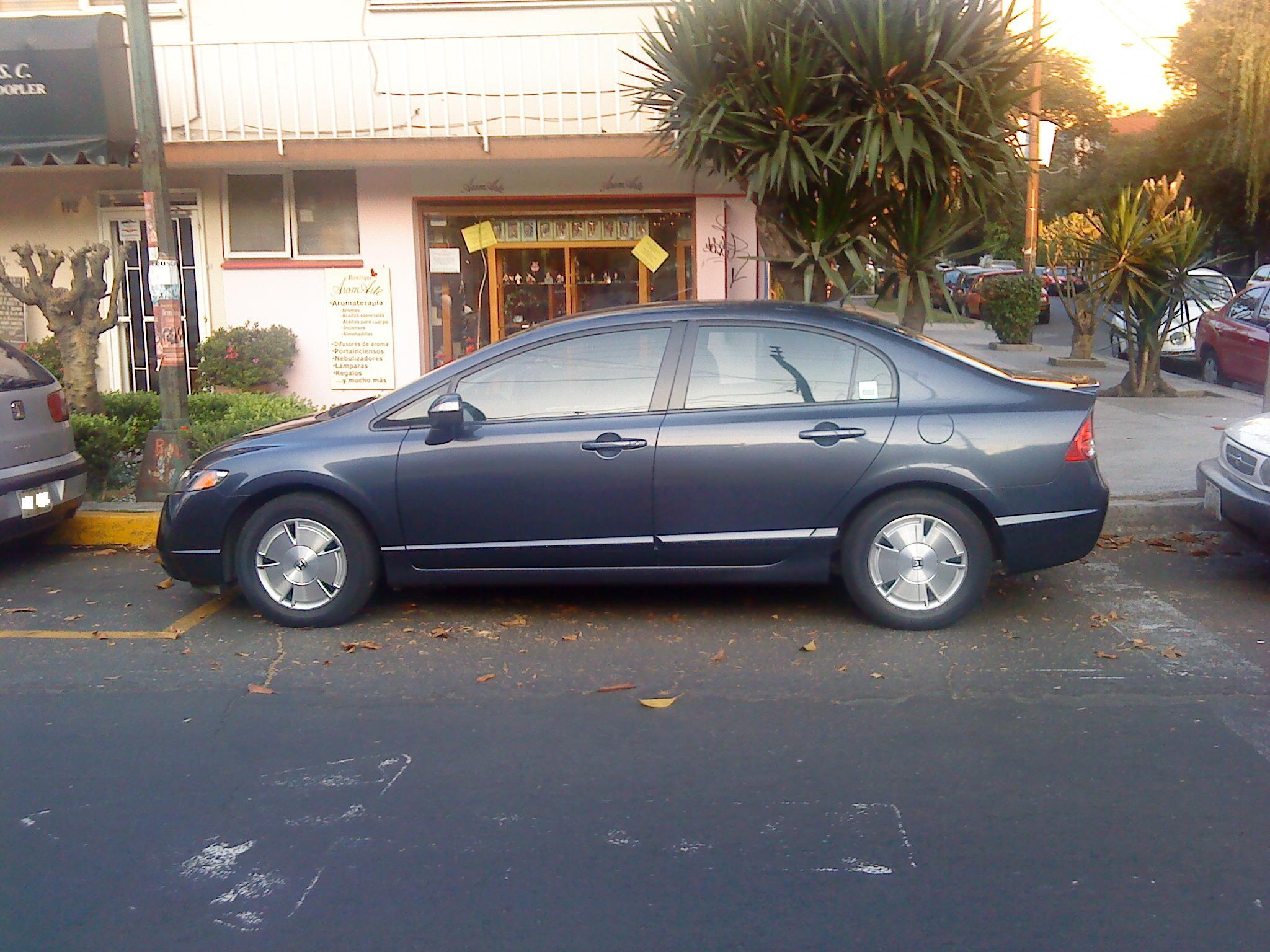 File:Honda Civic Hybrid 2007 2.JPG