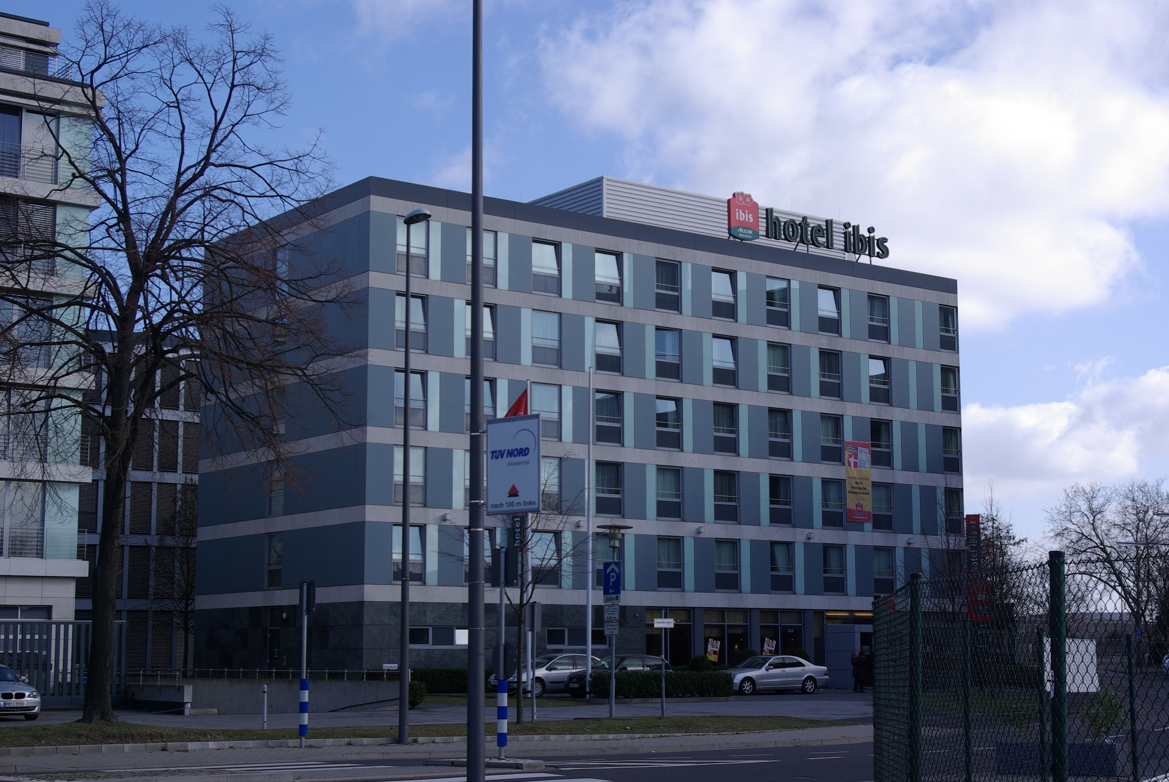 Ibis Hotel Koln Alter Deutzer Postweg