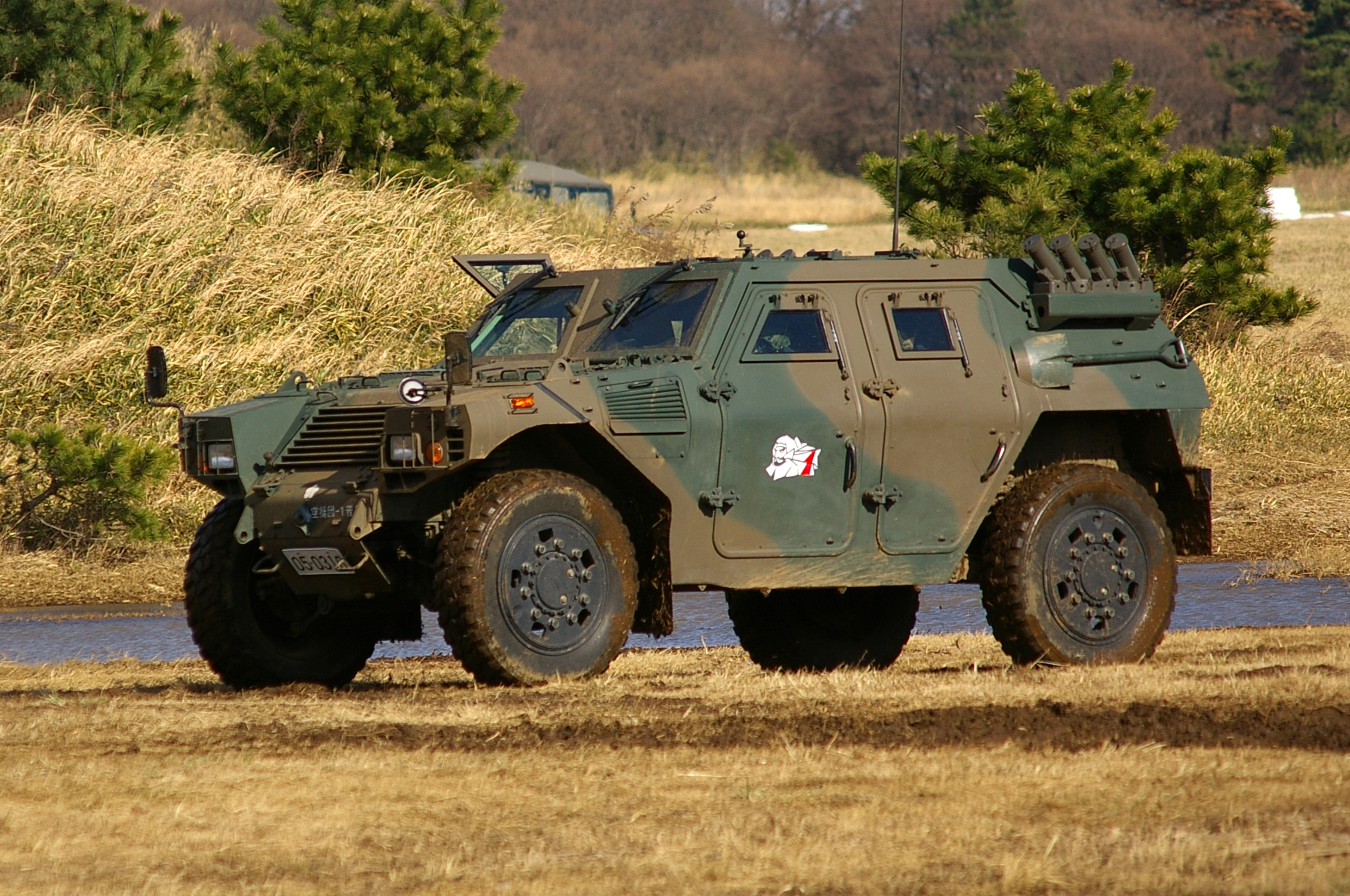Light Tactical Armoured Vehicle Second Attempt Page 6