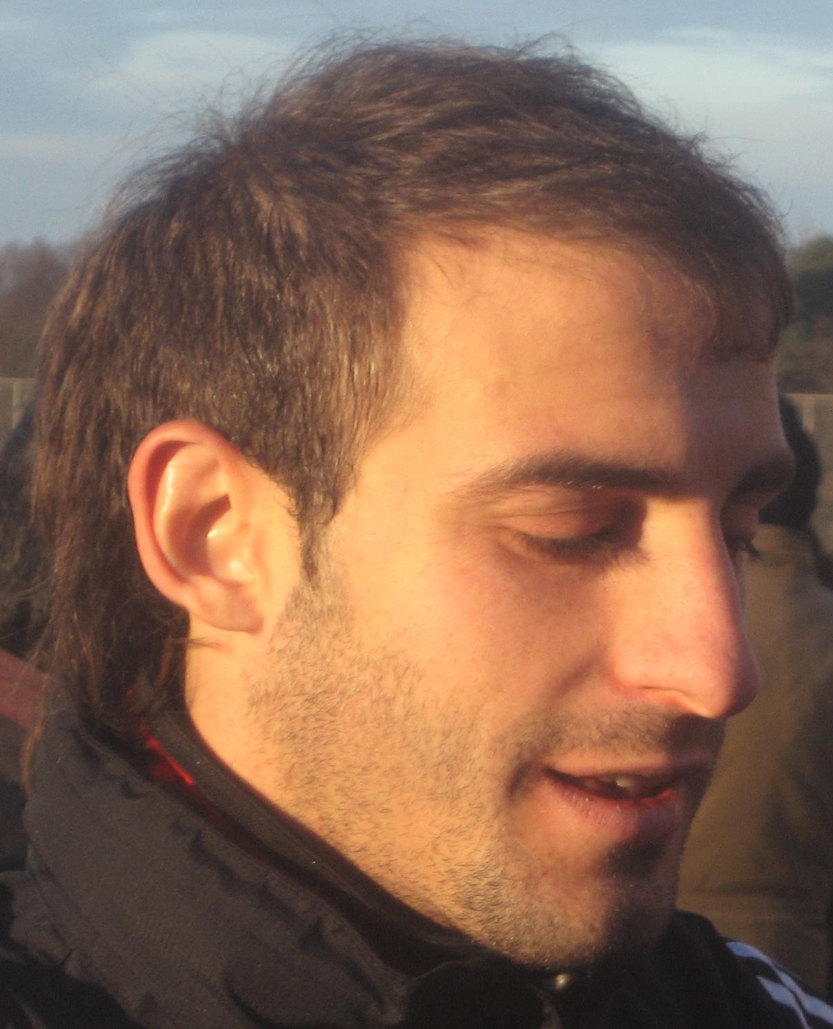 Javier Pinola 2008