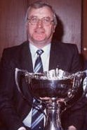 Jock Wallace Jr. Scottish footballer and manager
