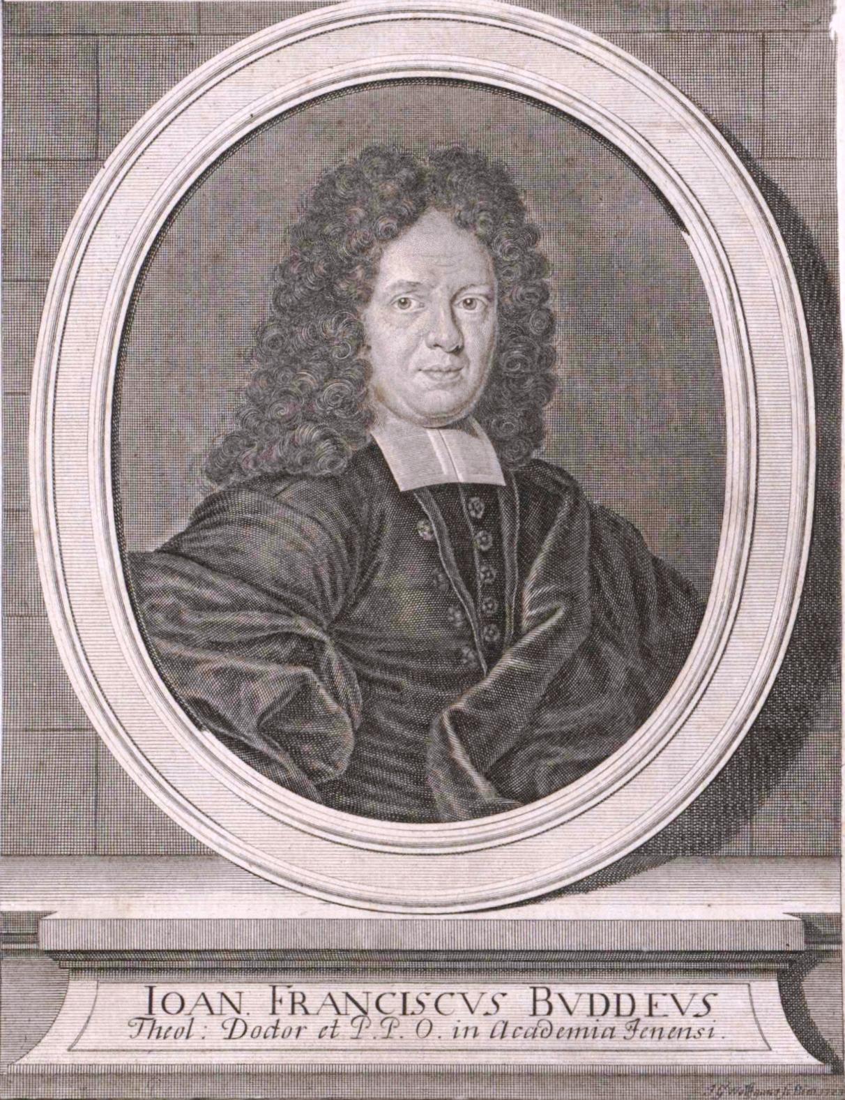 Johann Franz Buddeus
