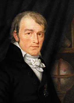 Johann Gottlieb Friedrich von Bohnenberger