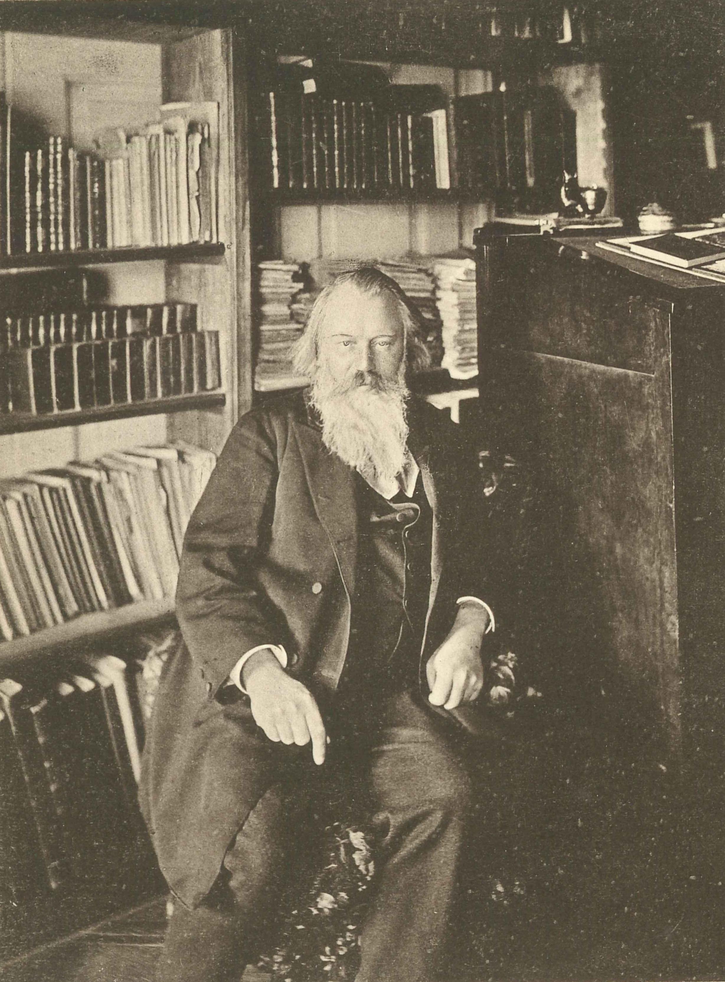 Johannes Brahms - Franz Eibner Sämtliche Orgelwerke - Complete Organ Works