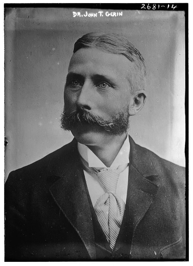 John E Gerin Wikipedia
