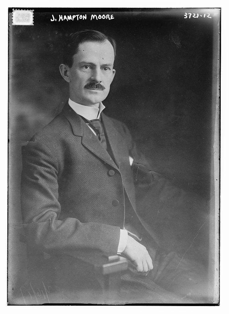 Joseph Hampton Moore in 1916