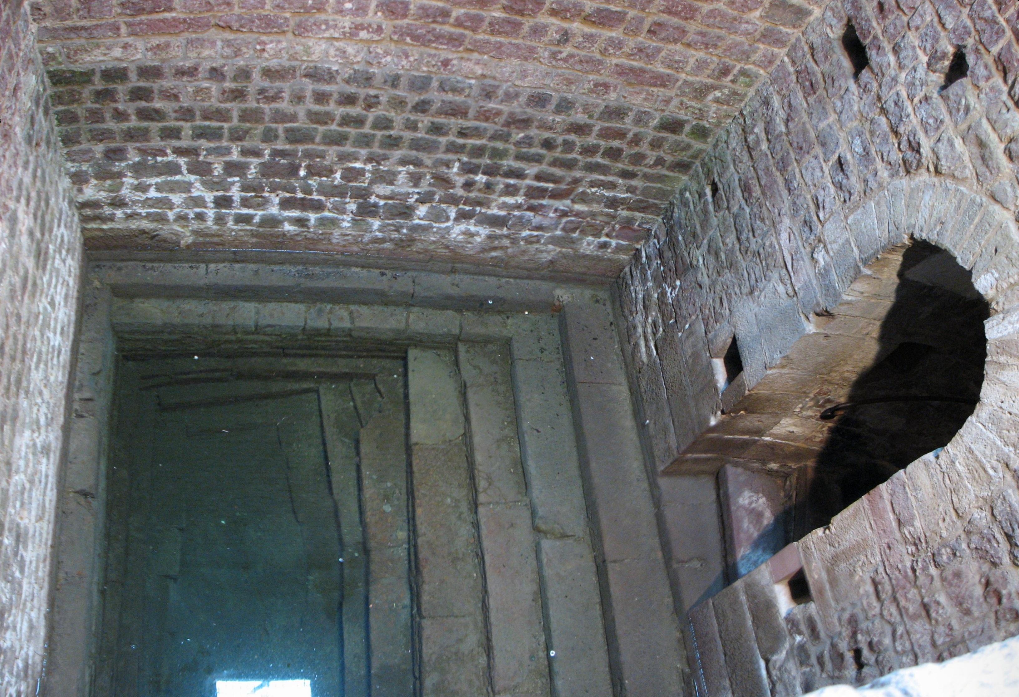 Historische Mikveh in Speyer (Deutschland)