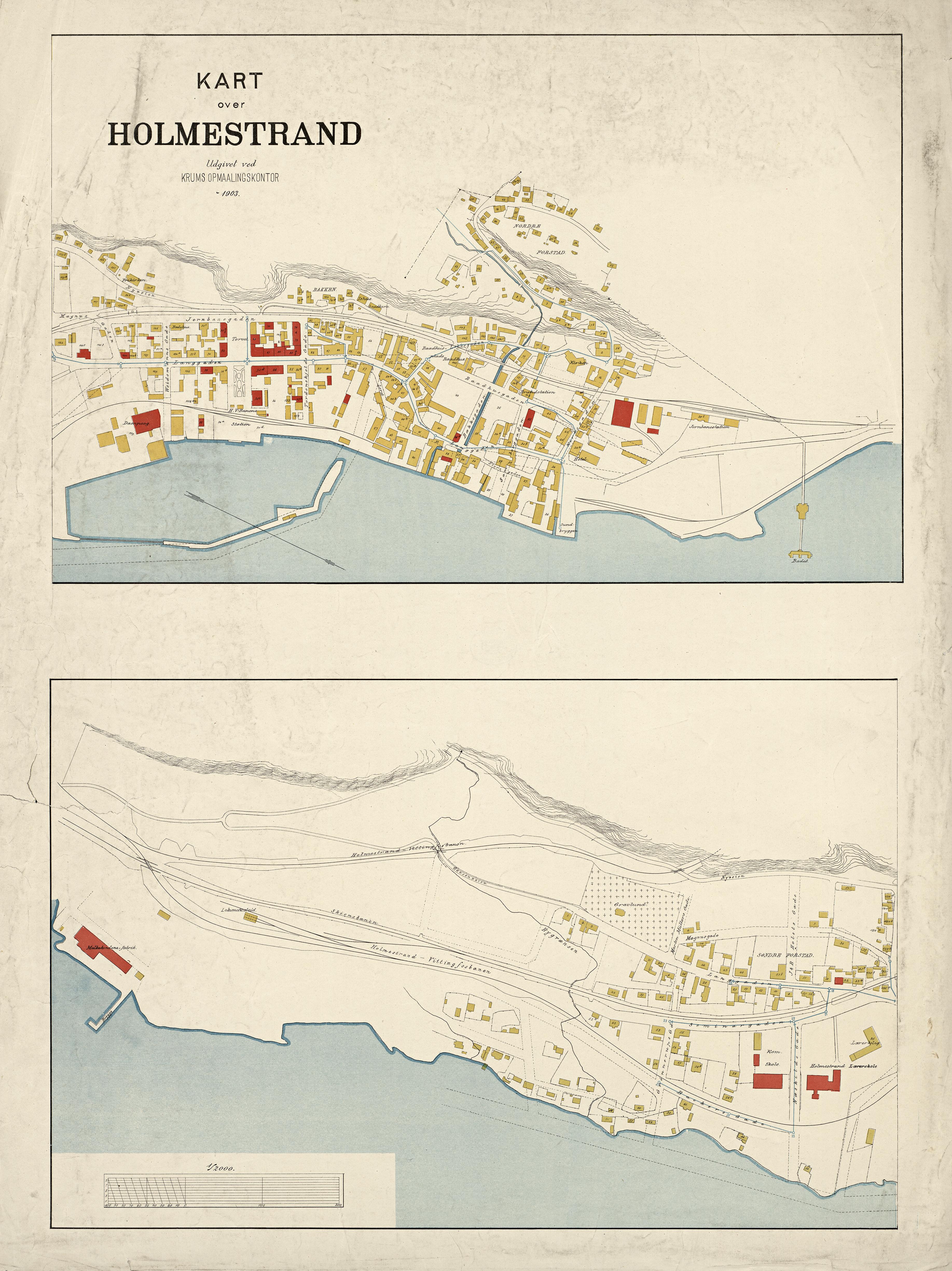 FileKart over Holmestrand 1903 Nonb krt 01289jpg Wikimedia