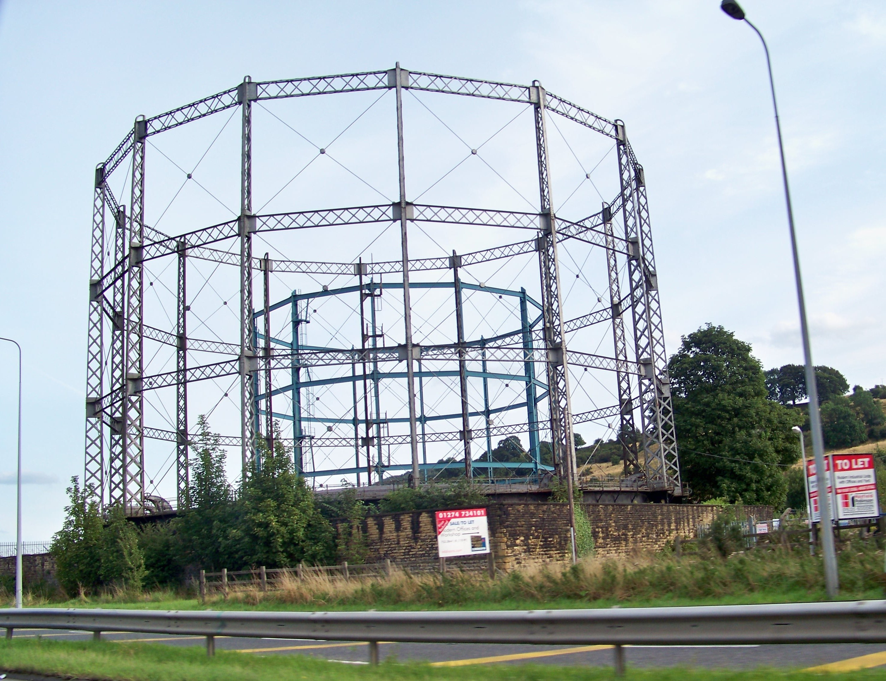 Gas-holder - what is it and what is its purpose Gas-holder for home heating 54