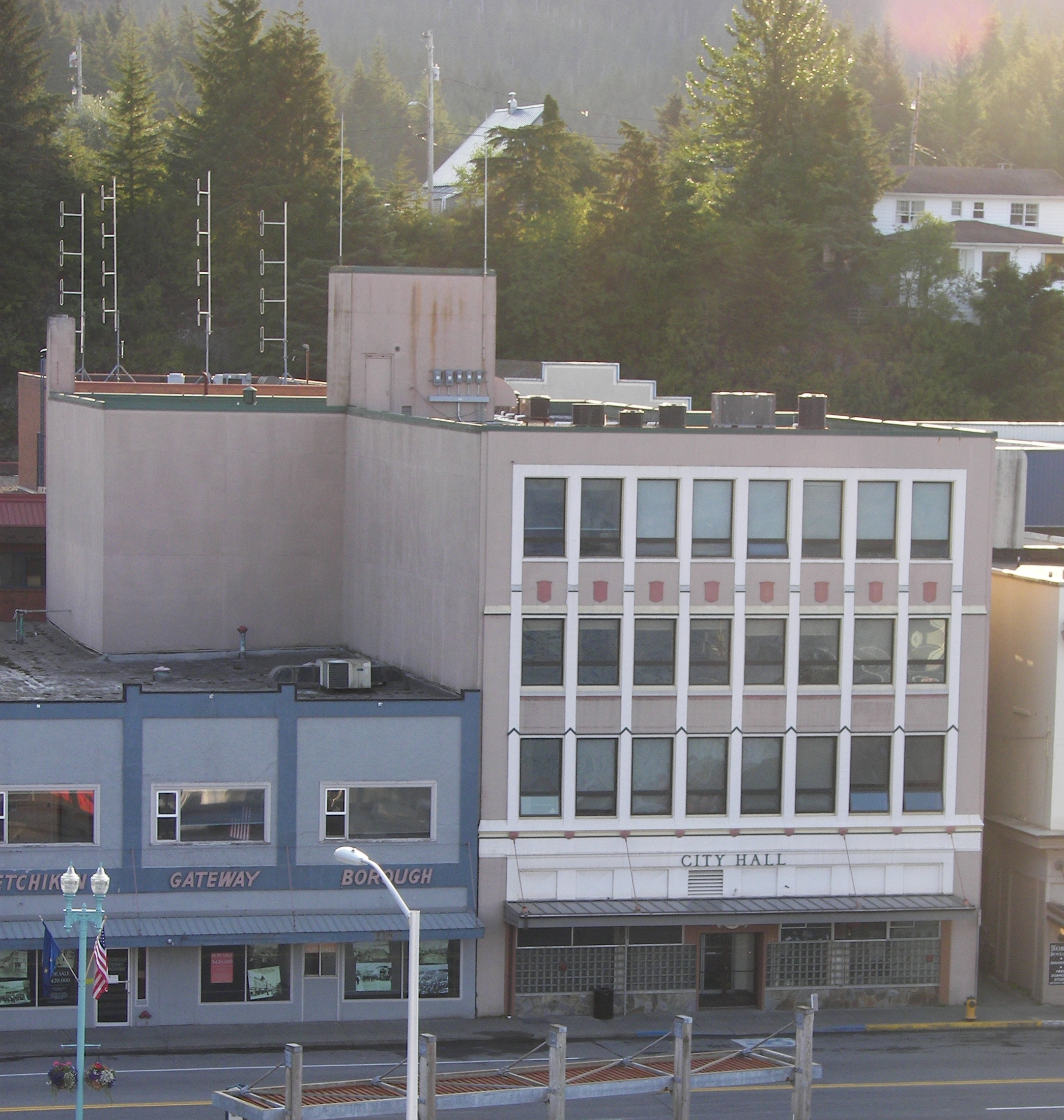 File:Ketchikan City Hall,ketchikan city