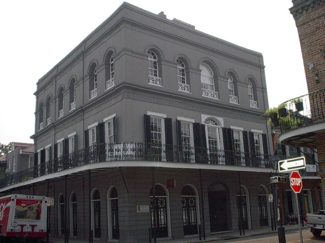 Lalaurie Mansion New Orleans Tour