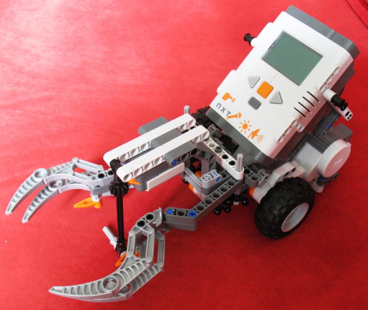 Lego Mindstorms NXT Berührungssensor