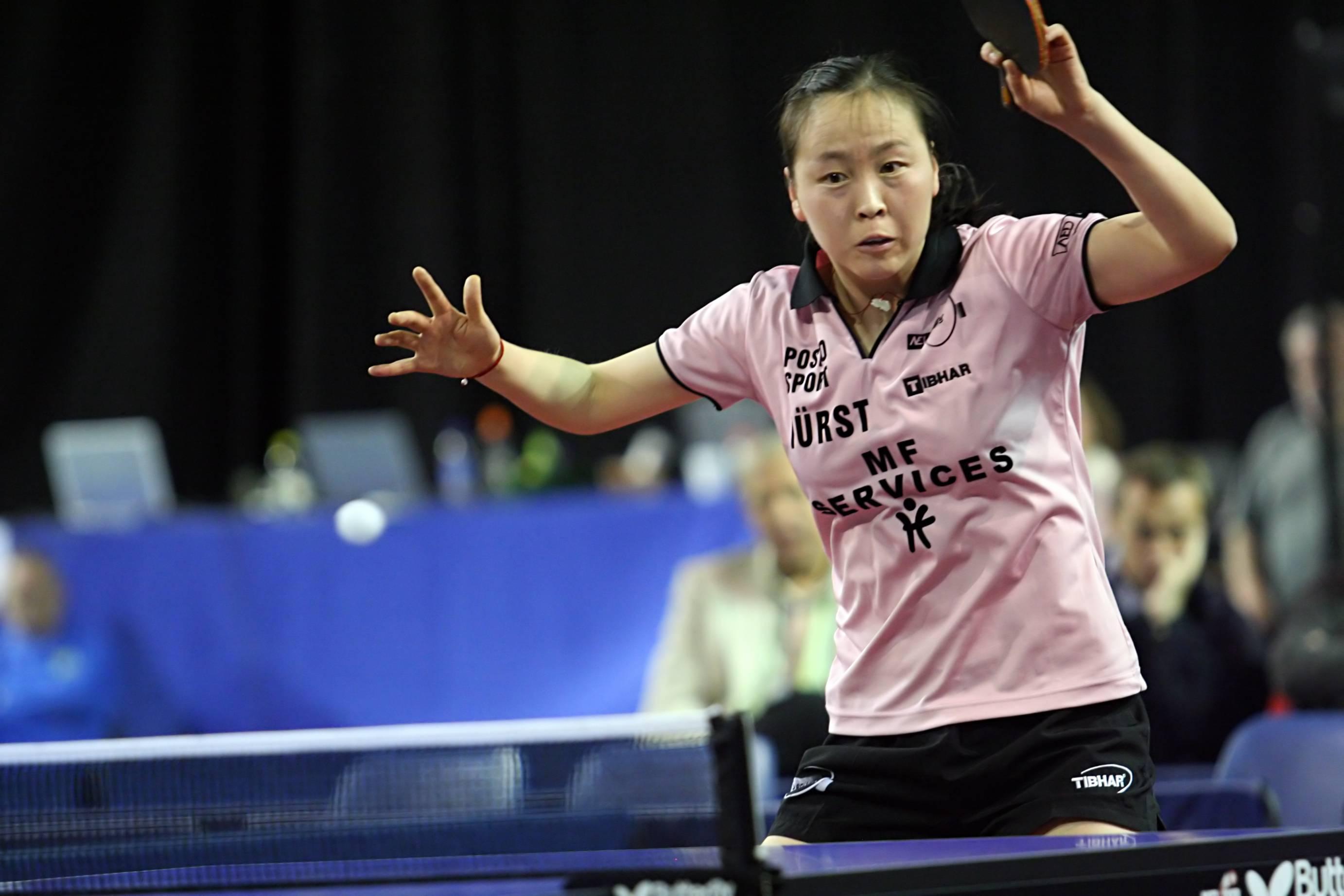 Li Jiao (table tennis) - Wikipedia