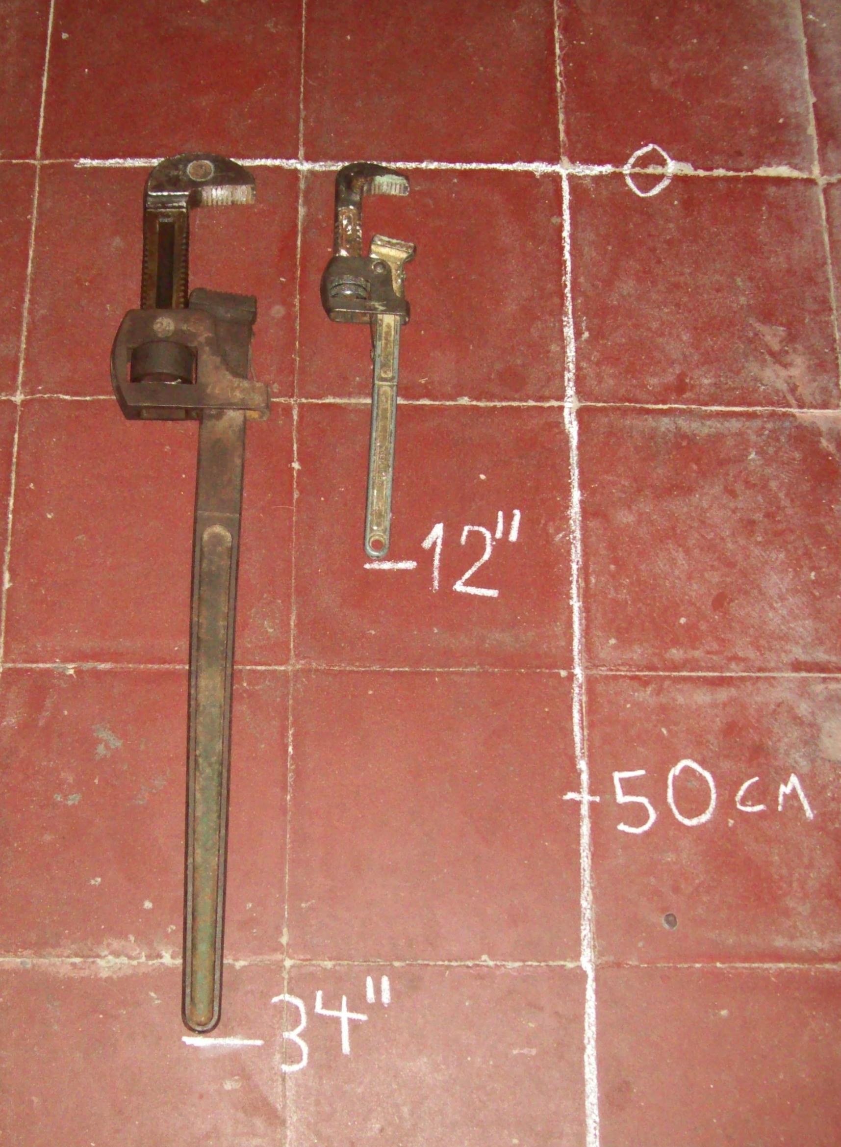 La llave inglesa - 3 2