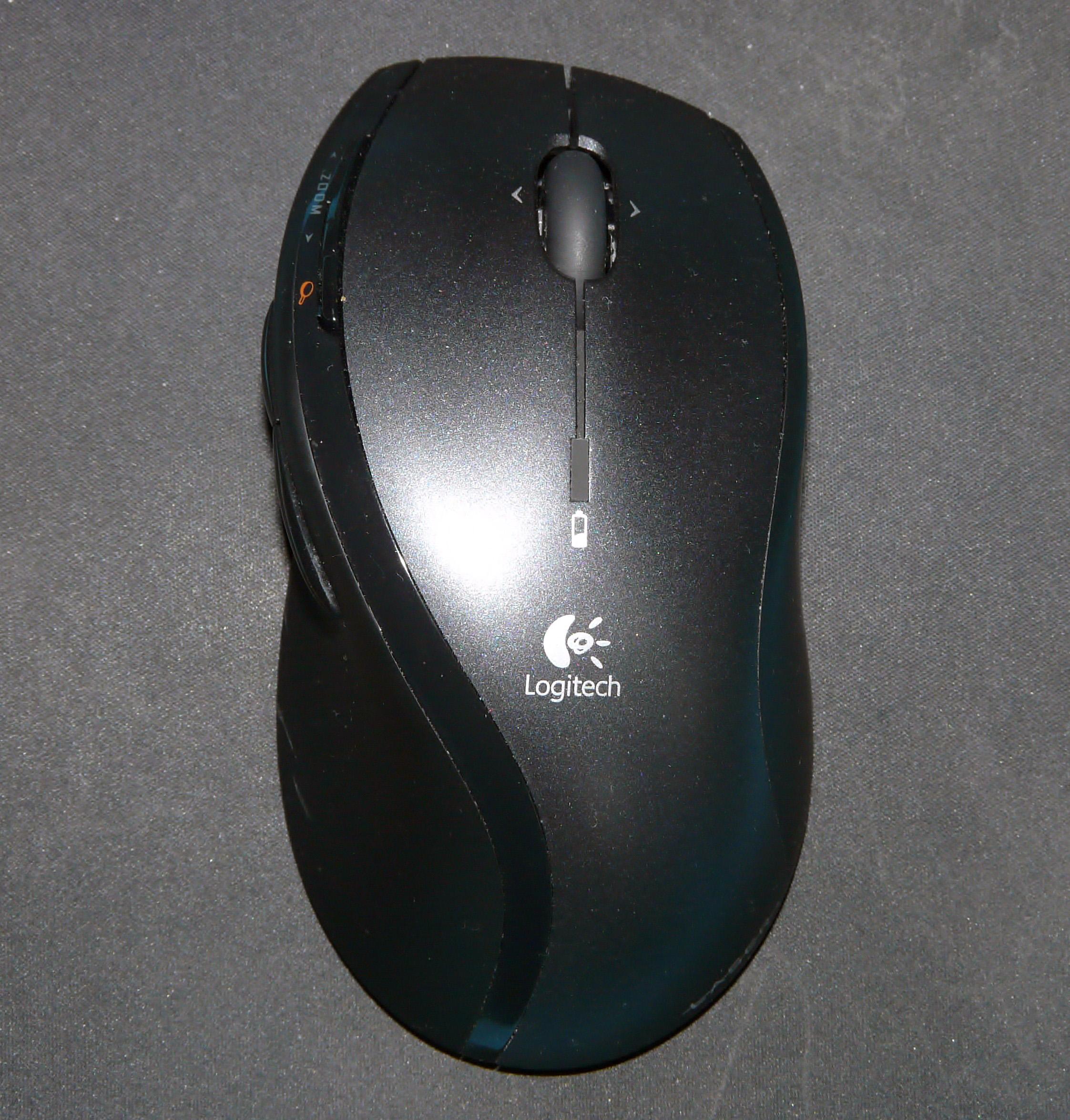 Logitech MX 600 Laser Cordless Mouse Drivers Download (2019)