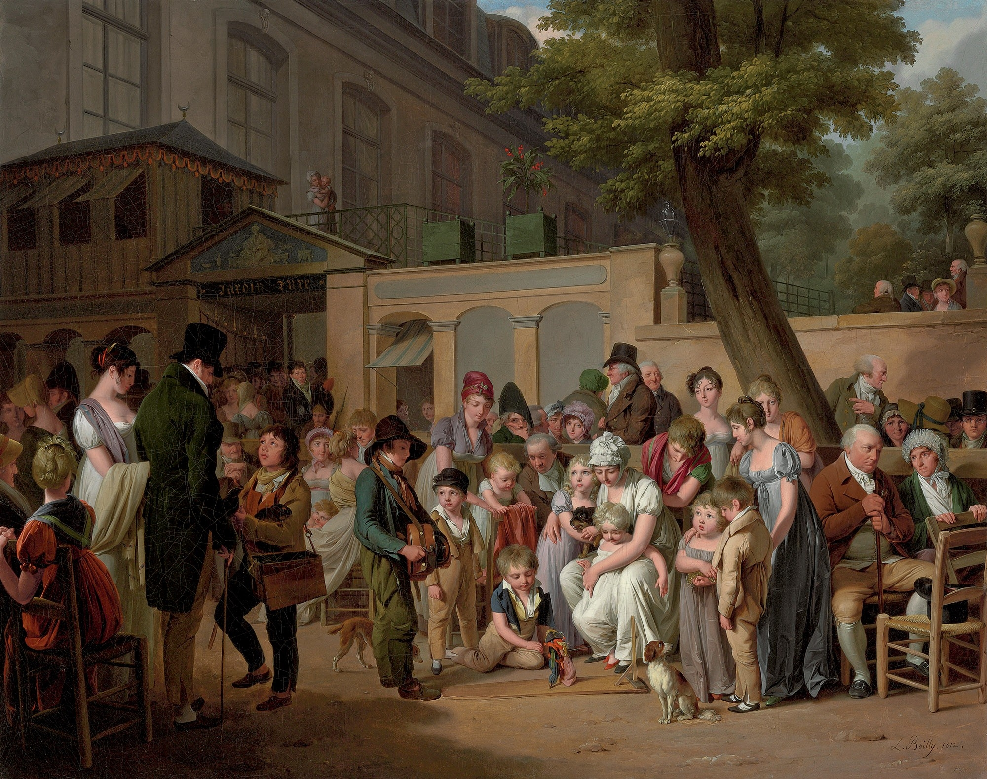 File louis l opold boilly l 39 entr e au caf turque du for Cafe du jardin london