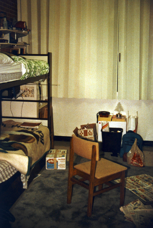 Dorm Room Hall Way Decor