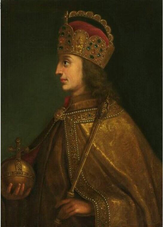Emperador Luis IV.
