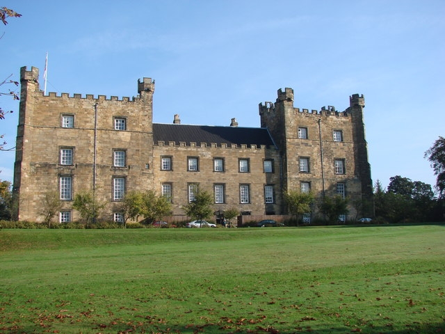 Lumley Castle Hotel - geograph.org.uk - 579104