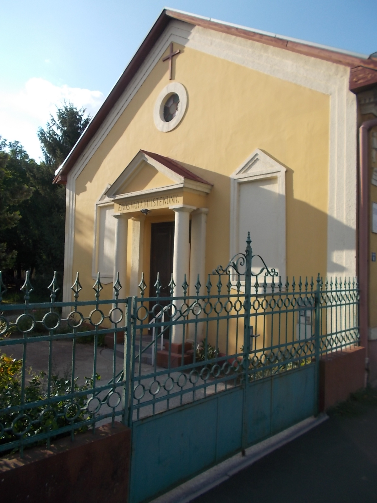 File:Lutheran Small Church, 2017 Nyíregyháza jpg - Wikimedia Commons