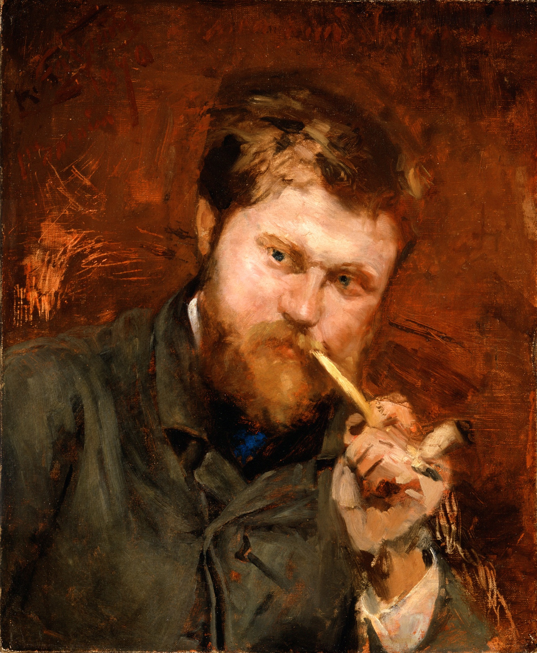 file man smoking a pipe lacma m 2000 179 46 jpg wikimedia commons