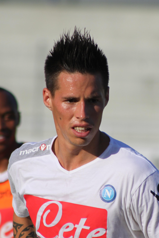 Hamsik commits to napoli for Marek hamsik squadre attuali