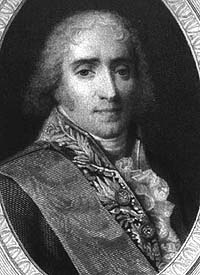 Hugues-Bernard Maret, duc de Bassano French statesman and journalist