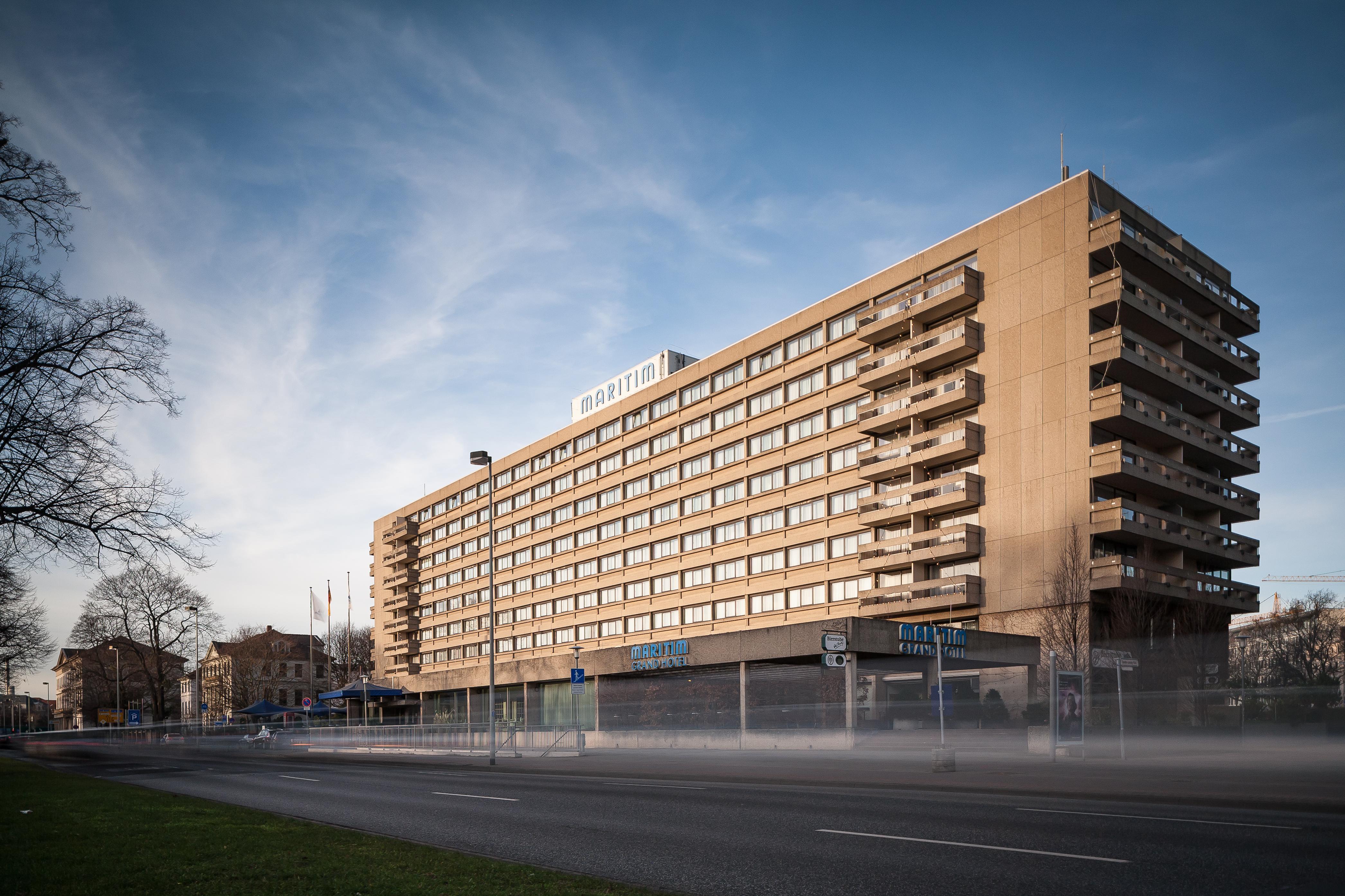 Maritim Hotel Halle Riebeckpl   Halle Saale