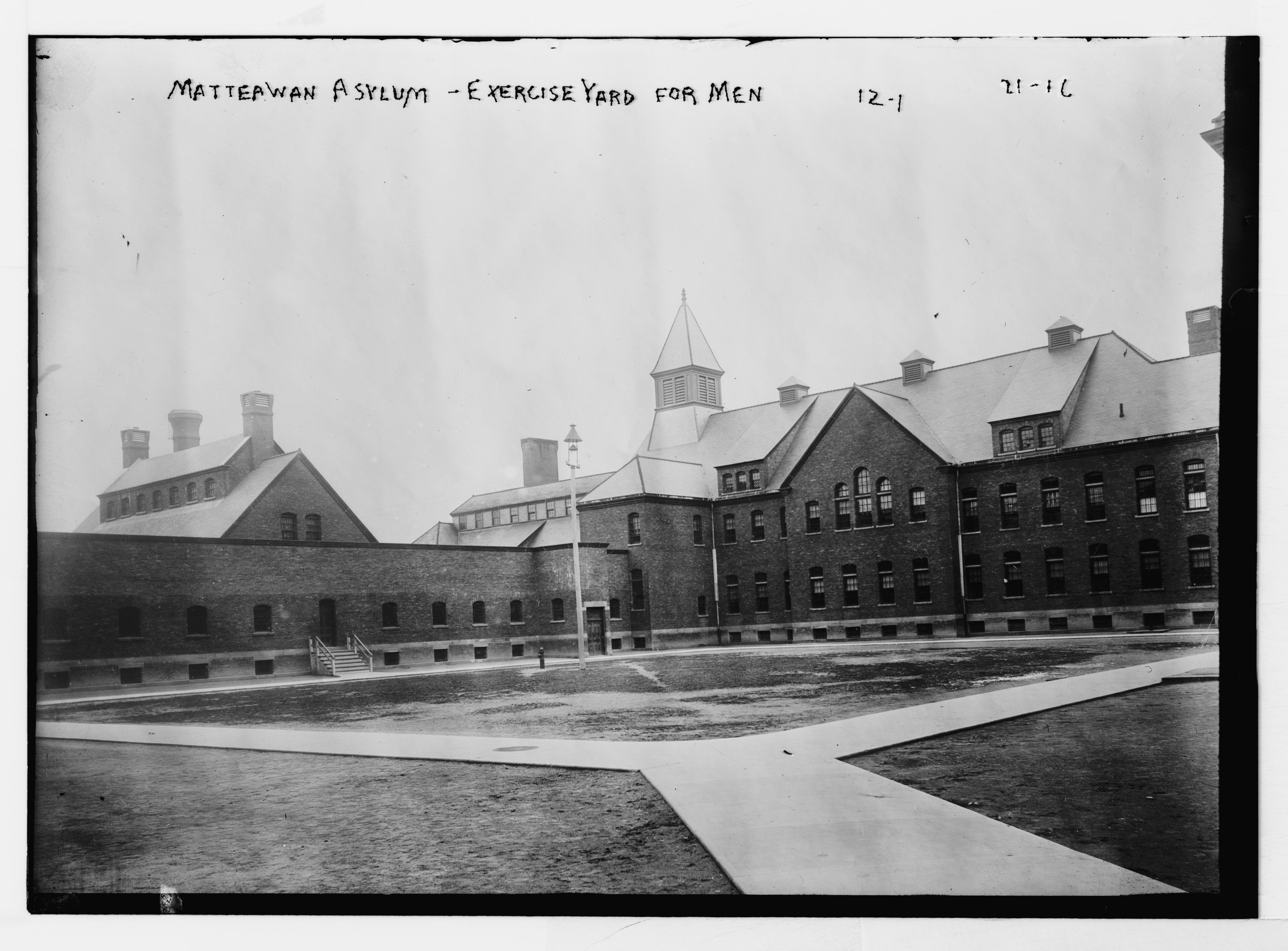 Matteawan State Hospital For The Criminally Insane Wikipedia