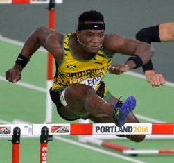 Image illustrative de l'article Omar McLeod
