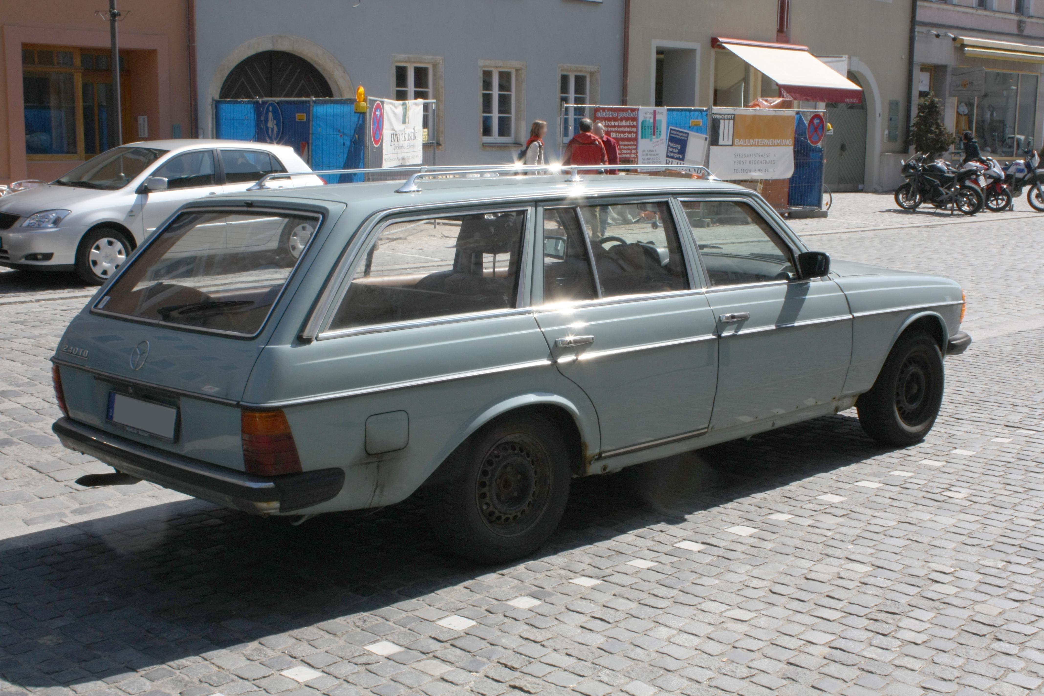 Mercedes Td W Num Ef Bf Bdro De Moteur Et Num Ef Bf Bdro Plaque Constructeur