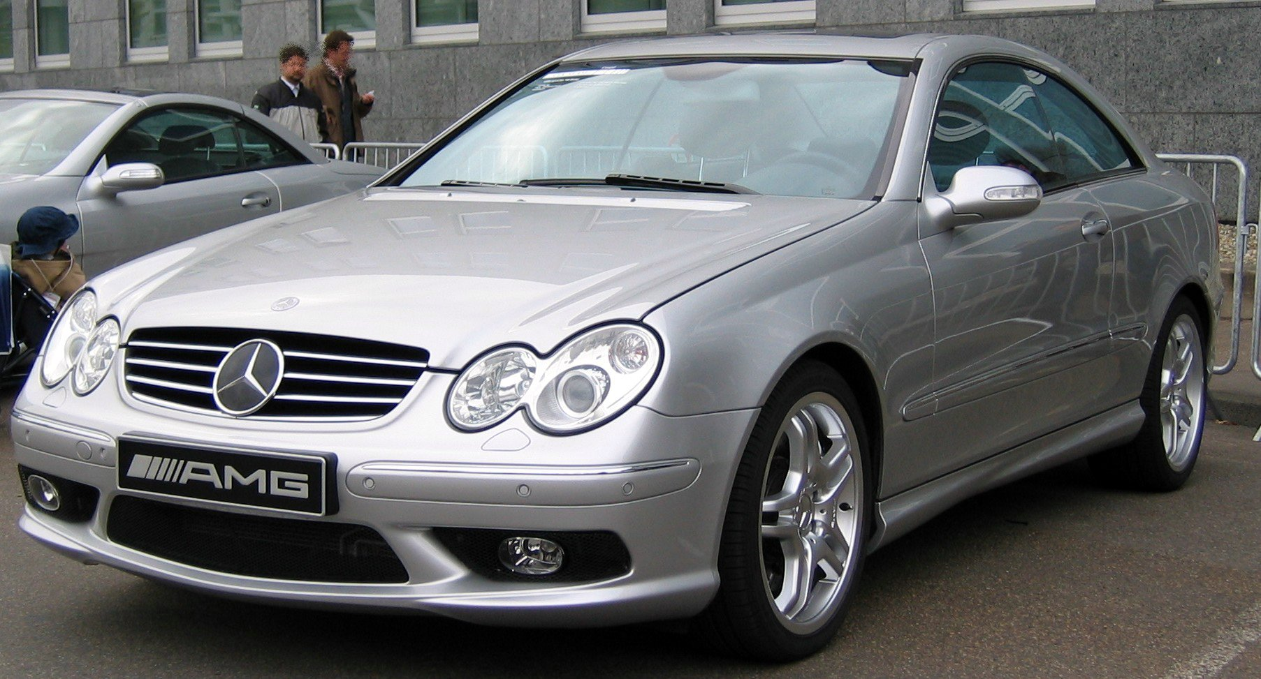 Mercedes-Benz CLK-Class - Wikipedia, the free encyclopedia
