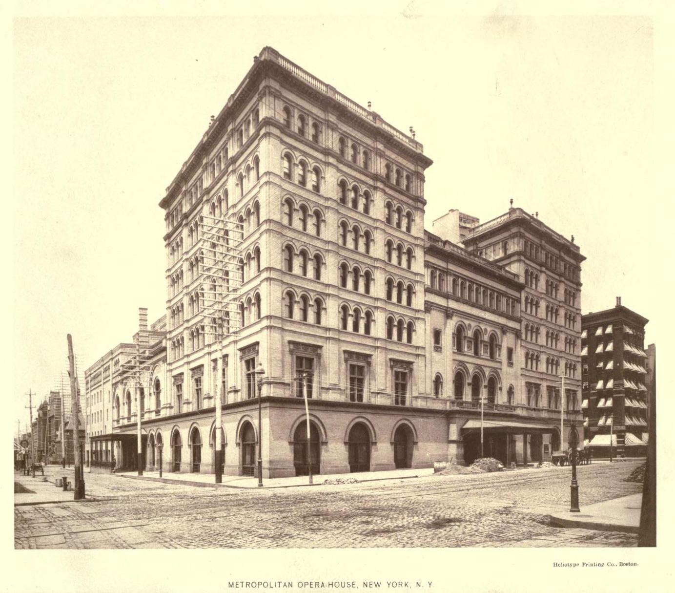 File metropolitan opera house american architect building news nov 28 1885 for Metropolitan exteriors inc reviews
