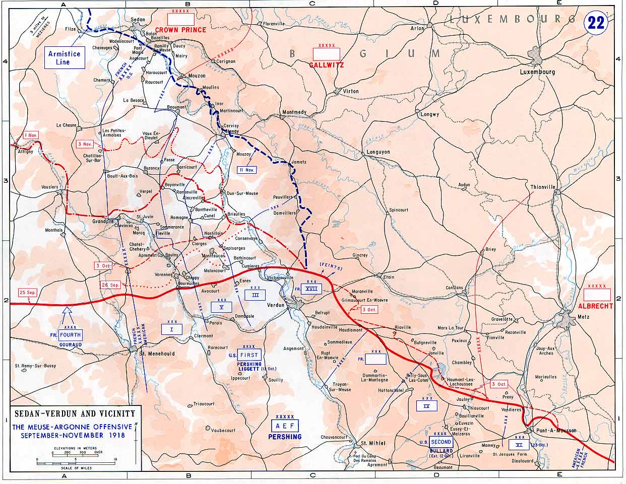 Meuse Argonne Operation