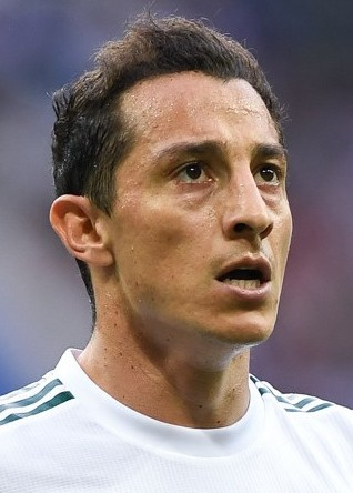 The 32-year old son of father (?) and mother(?) Andrés Guardado in 2018 photo. Andrés Guardado earned a  million dollar salary - leaving the net worth at 5.6 million in 2018