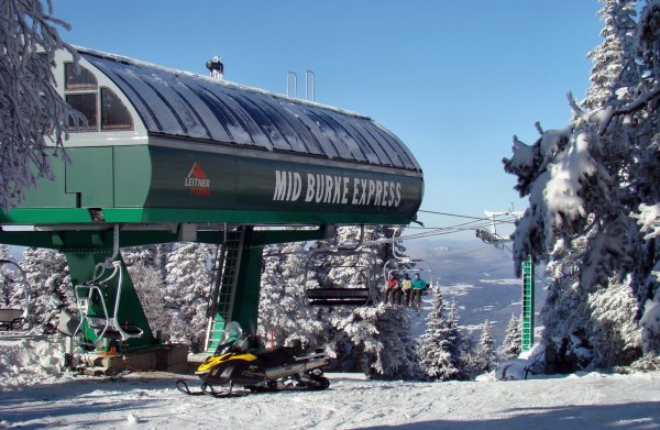 Burke Mountain Ski Area - Wikipedia