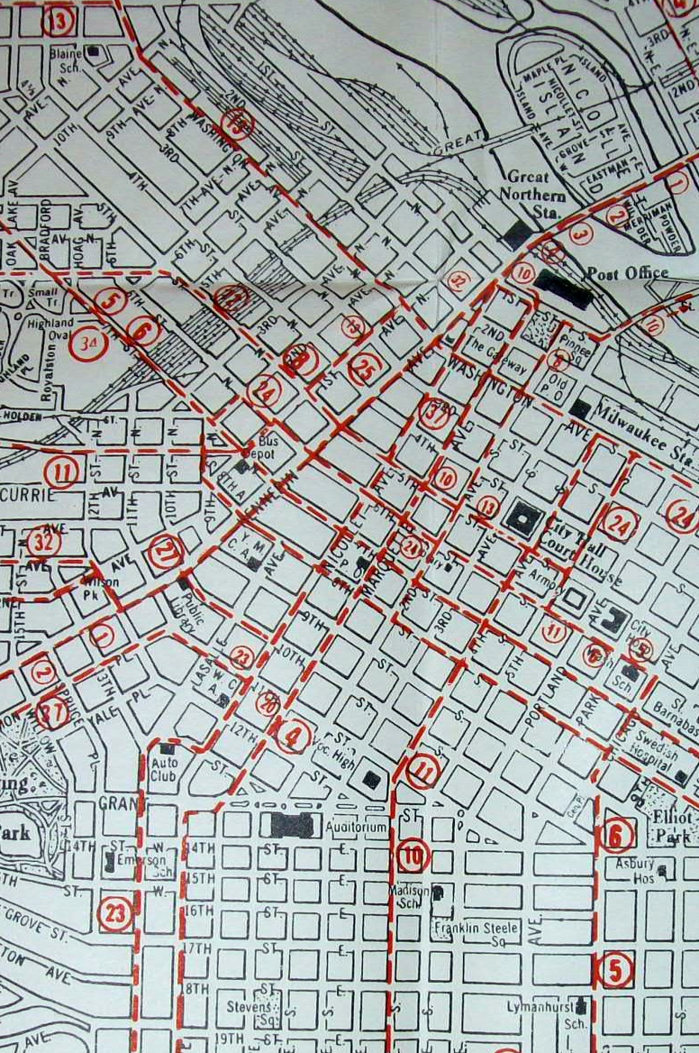 File:Minneapolis MN Map 1945.jpg - Wikimedia Commons