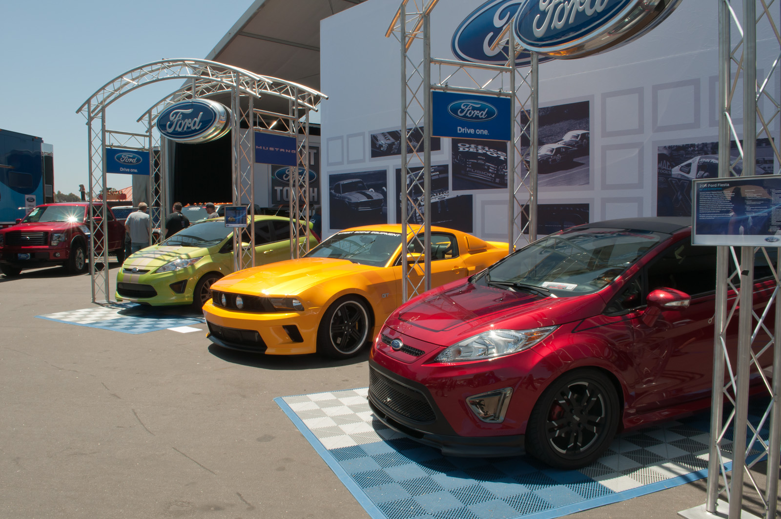 File Modified Ford Fiesta And Mustang 5871299521 Jpg Wikimedia