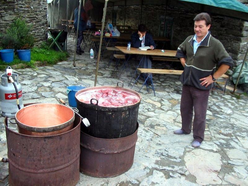 πως μαγειρεύεται το χταπόδι - polbo a feira