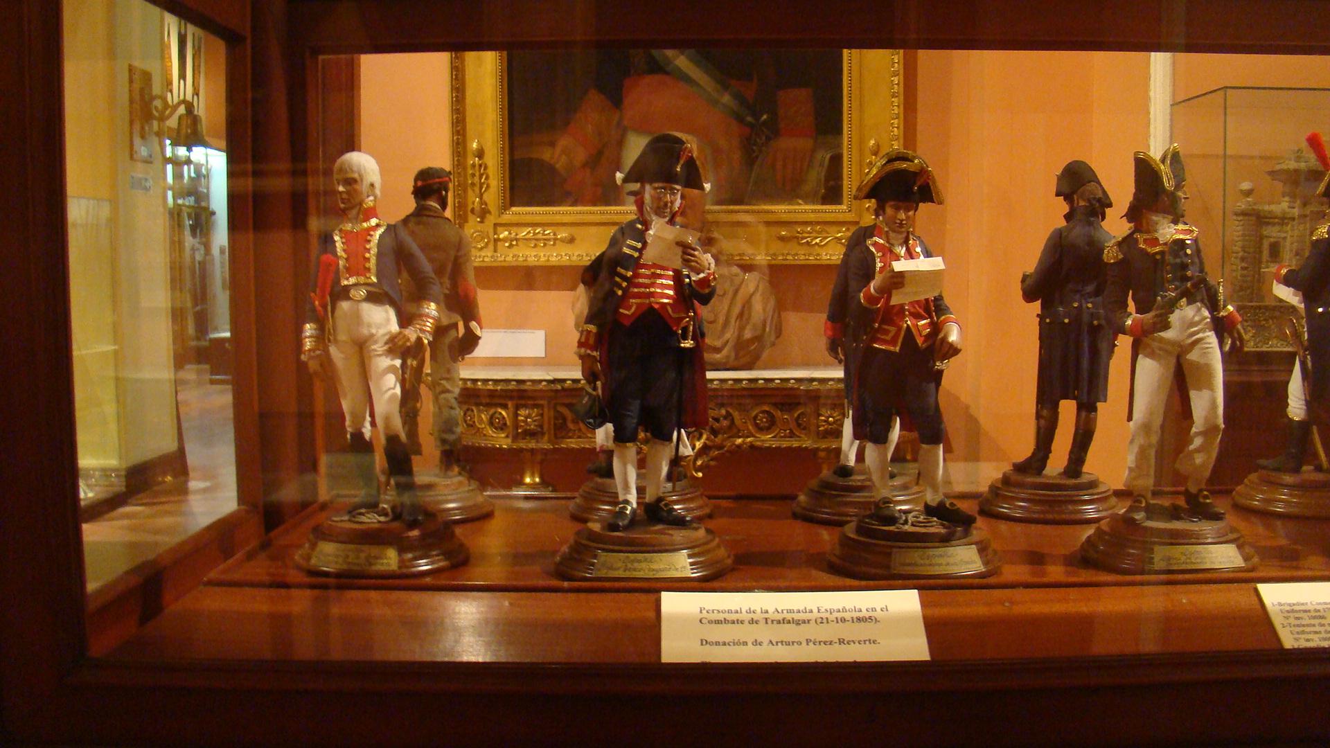 Museo Naval De Madrid.File Museo Naval Madrid Armada Espanola Trafalgar 022 Lou Jpg