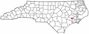 River Bend, North Carolina Town in North Carolina, United States