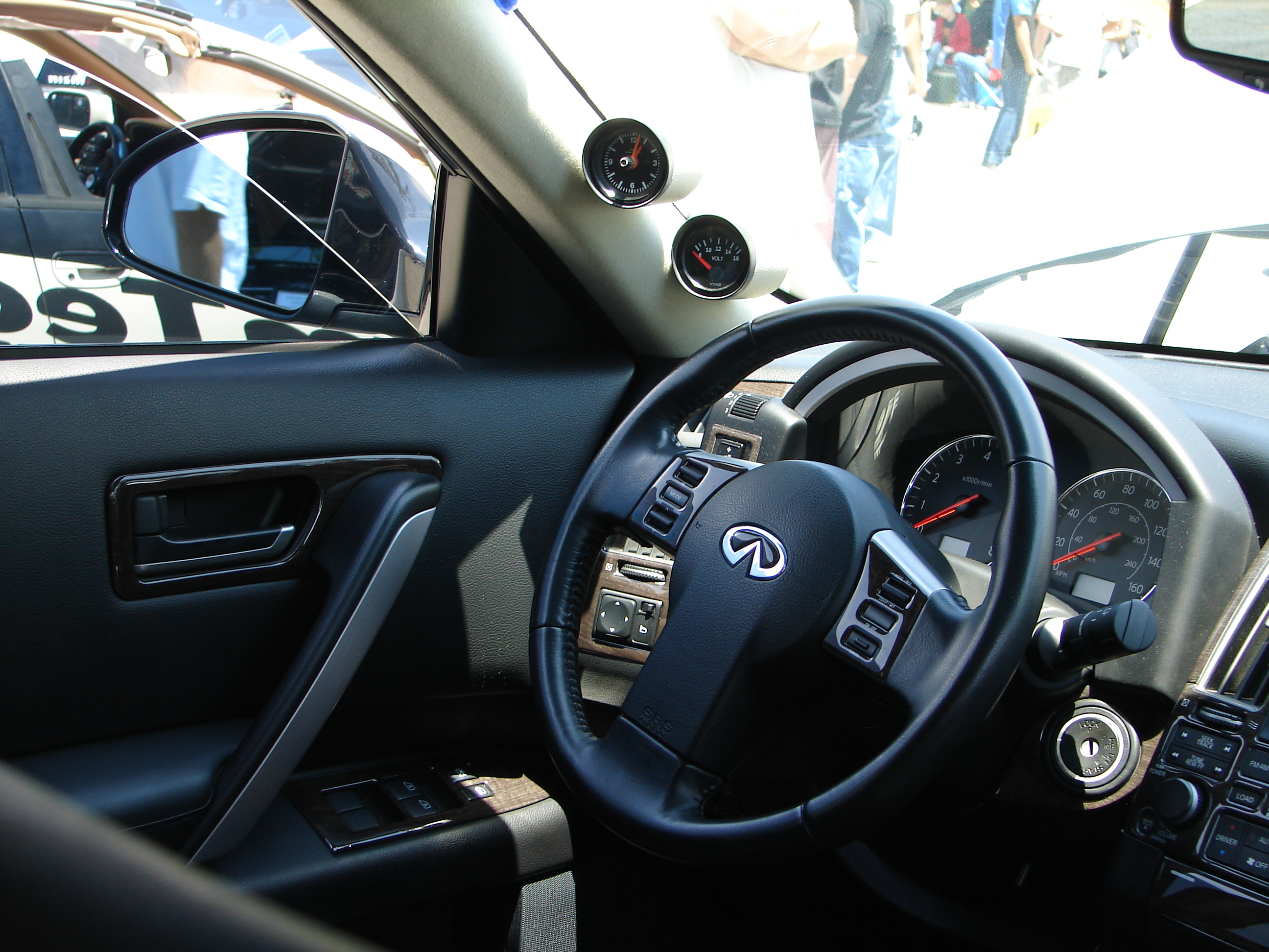 Image Gallery 2007 350z Interior