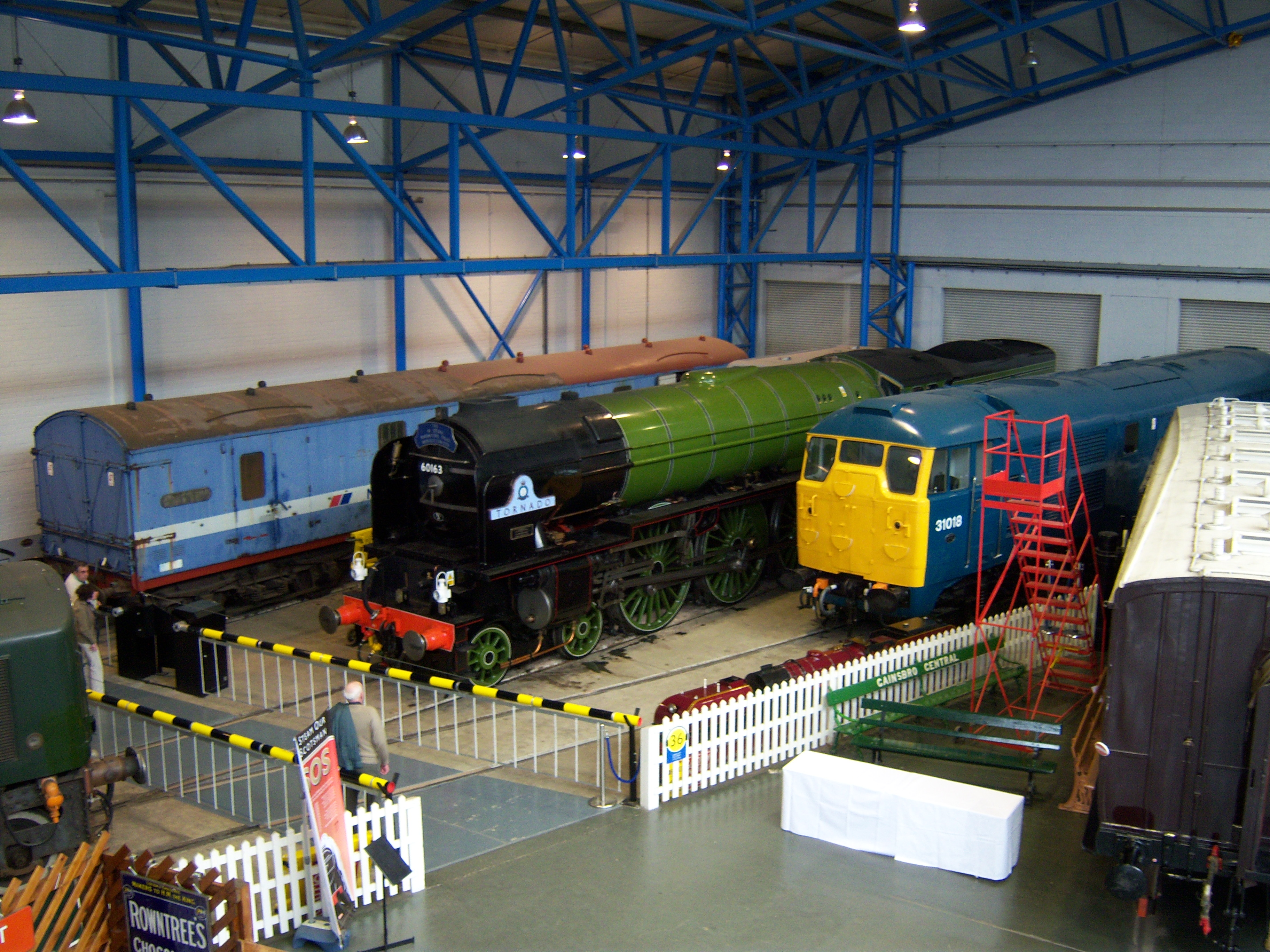 File:National Railway Museum York 15 March 2009 pic 1.jpg ...