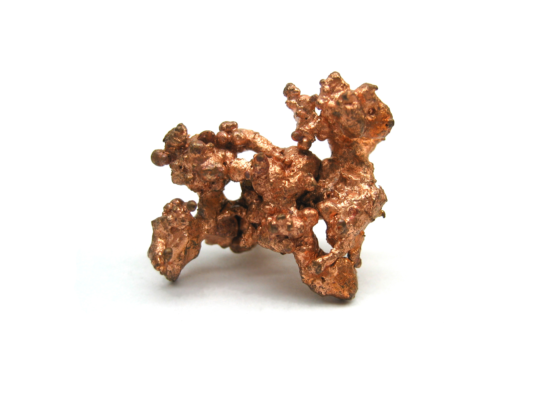 Is Copper An Natural Resource