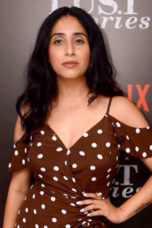 Neha Bhasin grace at the special screening of Lust Stories (01) (cropped).jpg